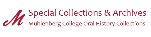 Muhlenberg College Oral History Repository